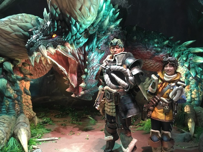 [Monster Hunter World] กับ ตัวช่วยในการล่าที่มีคุณประโยชน์อย่างคาดไม่ถึง!!! ^o^