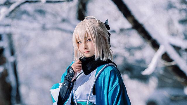 沖田総司『Fate/Grand Order』