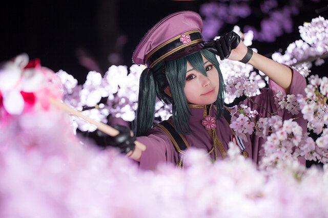 初音ミク「千本桜」/画像提供:姫美那