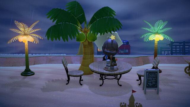 パーム ツリー ランプ