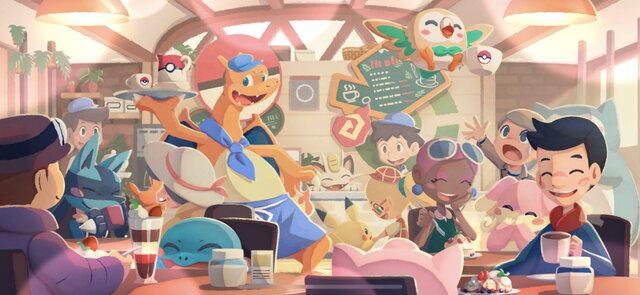 ポケモンカフェ ミックス』は序盤だけでもカワイイがいっぱい! 目を輝 ...