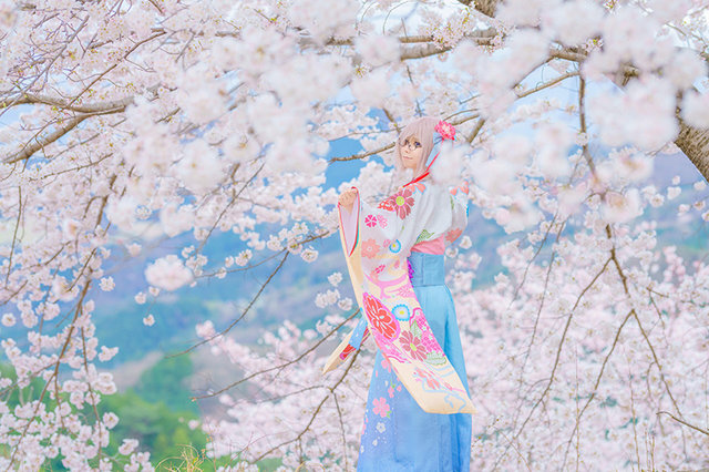 『Fate/Grand Order』マシュ/画像提供:Elly