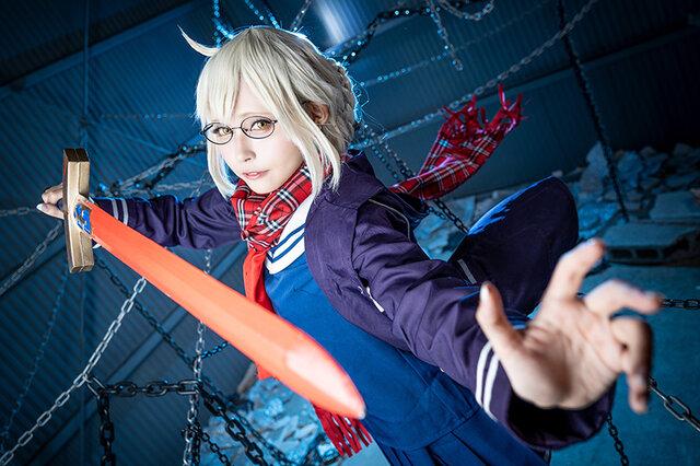 『Fate/Grand Order』謎のヒロインX〔オルタ〕/画像提供:天音ありぃ