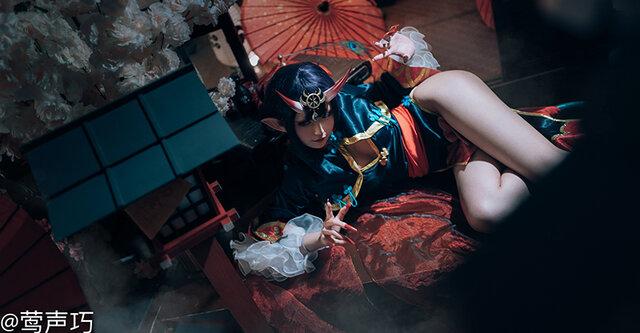 『Fate/Grand Order』酒呑童子(カルデアパーク)