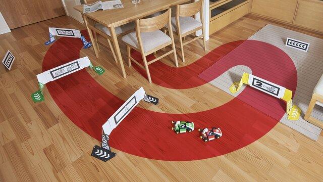 マリオカート ライブ ホームサーキット』コース作りやプレイする際の ...