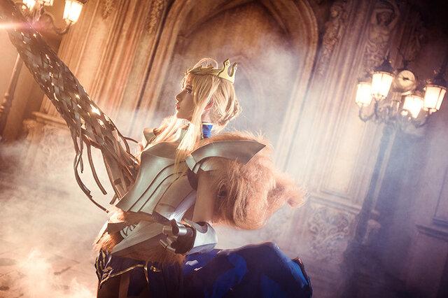 『Fate/Grand Order』ルトリア・ペンドラゴン(ランサー)