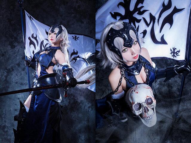 『Fate/Grand Order』ジャンヌ・ダルク〔オルタ 〕