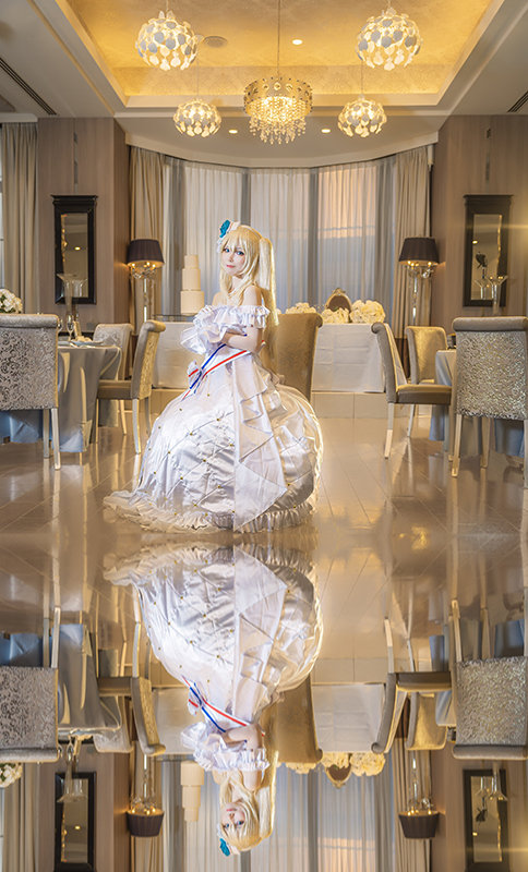 『Fate/Grand Order』マリー・アントワネット(2周年記念礼装)