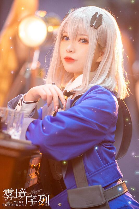 『MIST SEQUENCE』アグネシュ/撮影:公式カメラマン