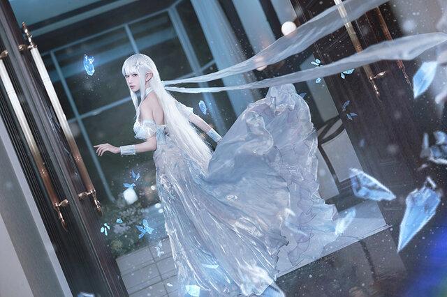 「Re:ゼロから始める異世界生活 エミリア -Crystal Dress Ver-