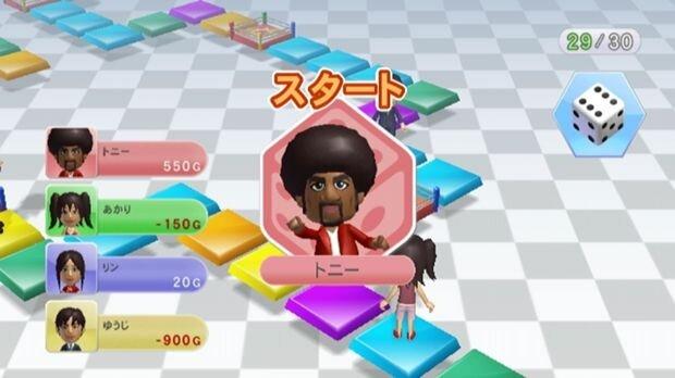 Wii パーティー ゲーム