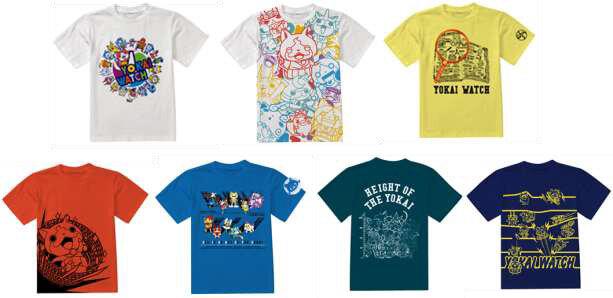 ユニクロの妖怪ウォッチtシャツが可愛い限定カードプレゼントも