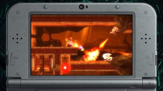【E3 2017】『メトロイド2』がリメイク!3DS『メトロイド サムス ...