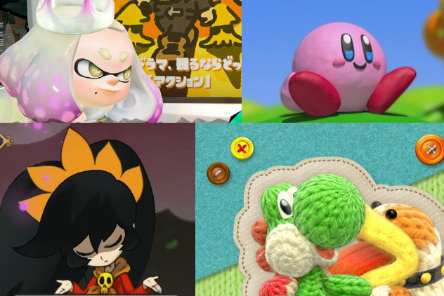 任天堂のかわいいゲームキャラ10選かわいいにもいろいろある