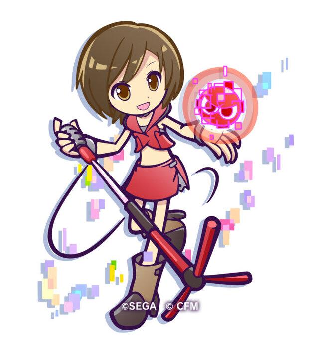 ぷよクエ初音ミクコラボのイラストを先行公開 Meikoの