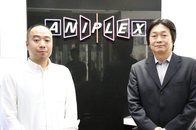 アニプレックス・落越氏×Live2D・中城氏に訊く―提携が業界にもたらす可能性と、長編アニメ映画にかける両社の熱い想い