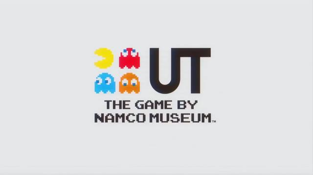 懐かしのナムコ名作がtシャツに ユニクロ ut ザ ゲーム バイ ナムコ