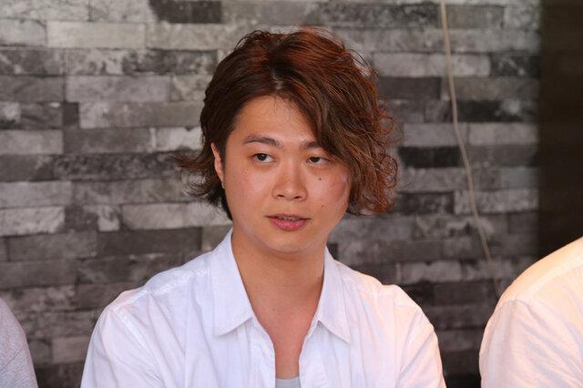 西川ヤスヒロ氏