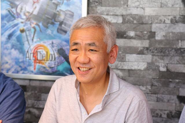 土田俊郎氏