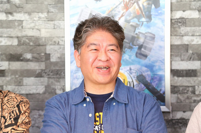 米坂典彦氏