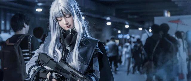 AK-12 『ドールズフロントライン』/画像提供:Kaya