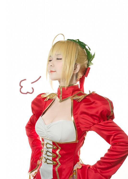 ネロ『Fate/Grand Orde』/画像提供:板醫生