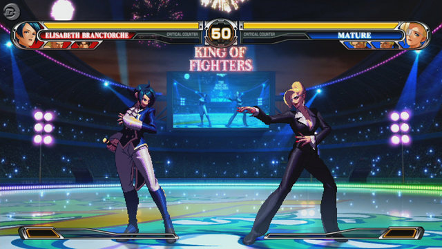THE KING OF FIGHTERS XII