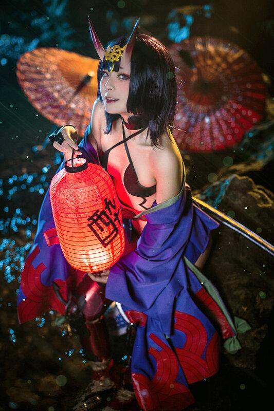 酒呑童子『Fate/Grand Order』/画像提供:w百合欧皇子w
