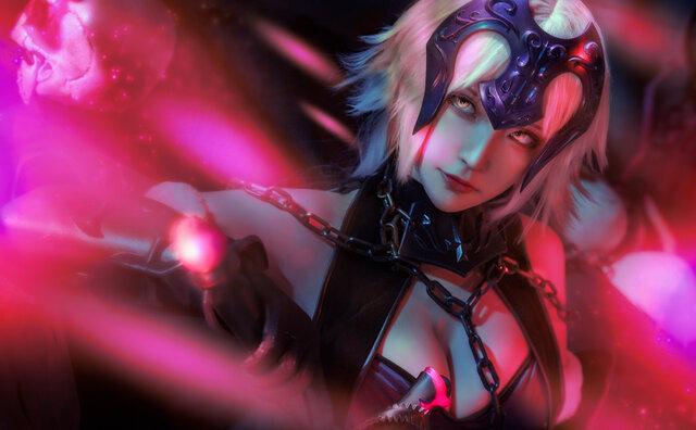 ジャンヌ・ダルク〔オルタ〕『Fate/Grand Order』