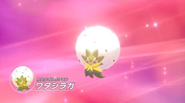 ポケモン ソード・シールド』に登場する新ポケモンを発表! 伝説