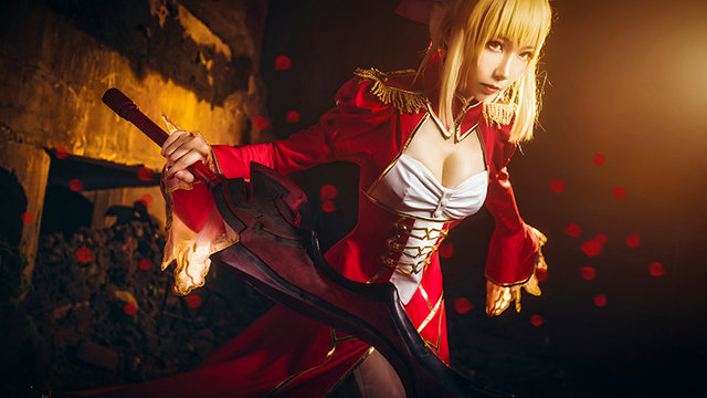 ネロ『Fate/Grand Order』/画像提供:SHEEN
