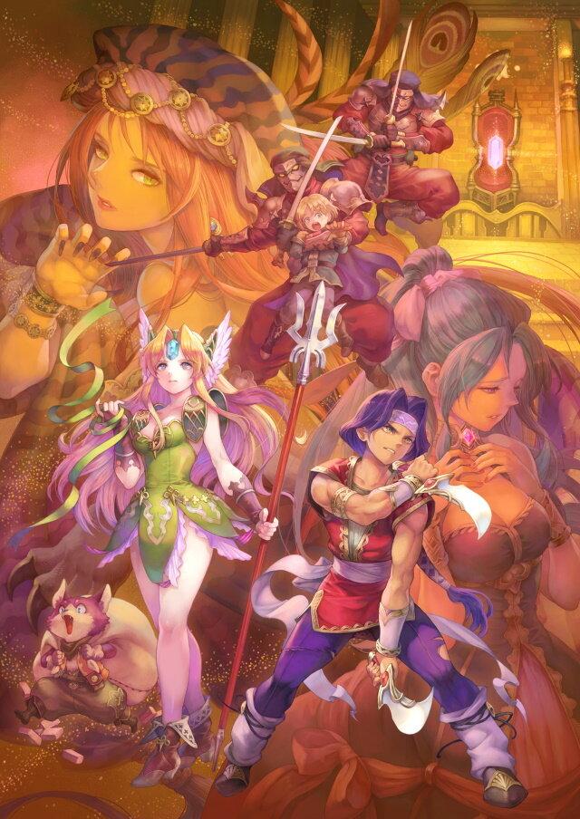 聖 剣 伝説 3 ダウンロード 版