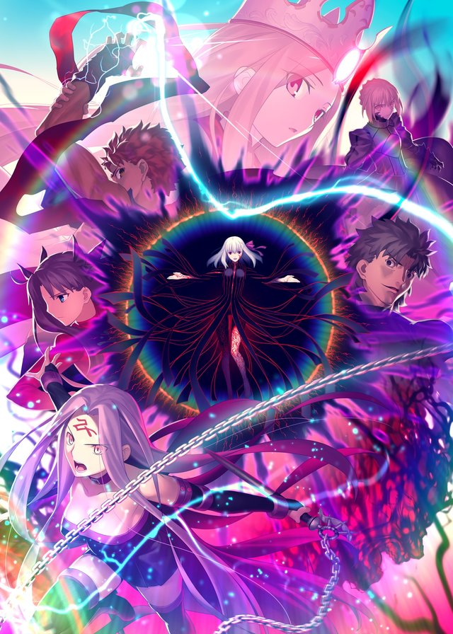 『FGO』1~3章までのキャラ大集合!「「Fate/stay night [Heaven's Feel]」III.spring song」記念礼装イラスト公開